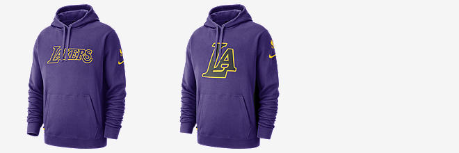 Los Angeles Lakers Nike Therma Flex Showtime. Men s NBA Hoodie.  150. Prev.  Next 6de20b100