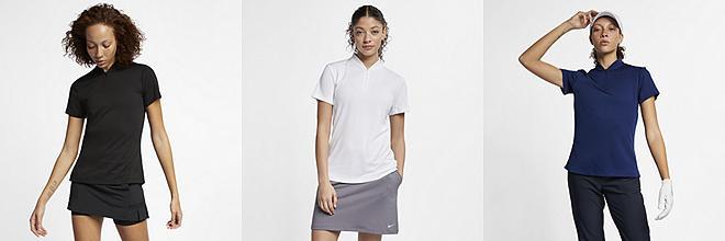 7e2f4510fc3 Prev. Next. 3 Colors. Nike Dri-FIT. Women s Golf Polo