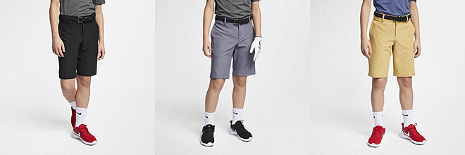 a81595b1aba1e Prev. Next. 3 Colors. Nike Flex. Big Kids  (Boys ) Golf Shorts