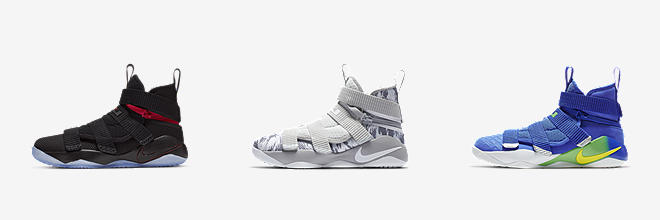 the latest d87f2 b01c6 LeBron 16. Big Kids  Basketball Shoe.  160. Prev
