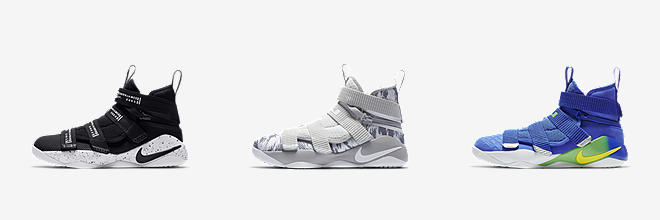 84b89d2b93c Boys  LeBron Basketball Shoes. Nike.com