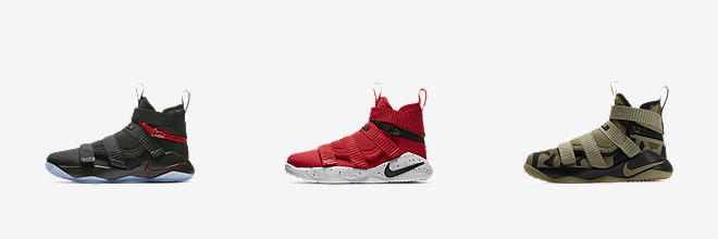 12a91aad7f1d Girls  LeBron Basketball Shoes. Nike.com