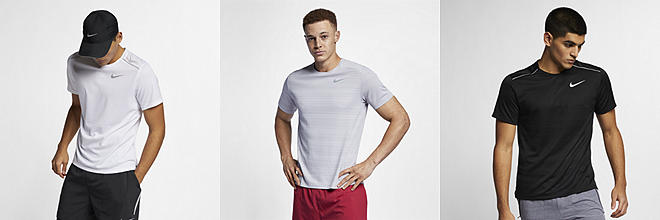 f99b8502ce5 Nike Rise 365. Men's Short-Sleeve Running Top. $45. Prev