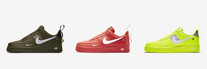 sports shoes 7495e df63f Mens Air Force 1 Trainers. Nike.com IE.