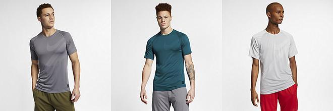03150ae847 Nike Breathe Pro. Men's Short-Sleeve Top. $40. Prev