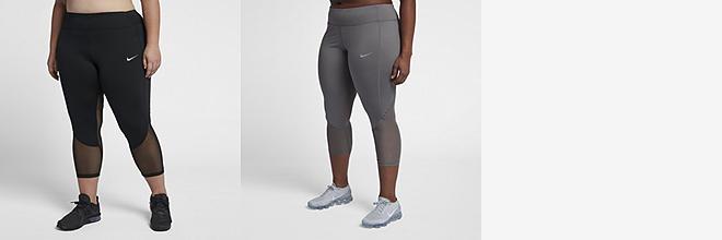 Nike Women's Running Crops (Plus Size)