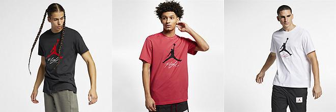 35394f8a7573 Men s Jordan Tops   T-Shirts. Nike.com
