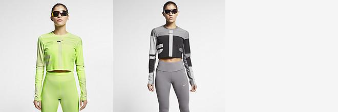 9149b84fcc263b Prev. Next. 2 Colors. Nike Tech. Women s Knit Running Top