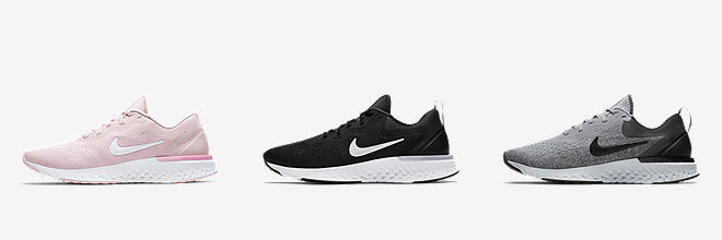 Prev. Next. 3 Colours. Nike Odyssey React. Women's Running Shoe