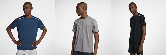 Next. 4 Colours. Nike Rise 365. Men's Short-Sleeve Running Top
