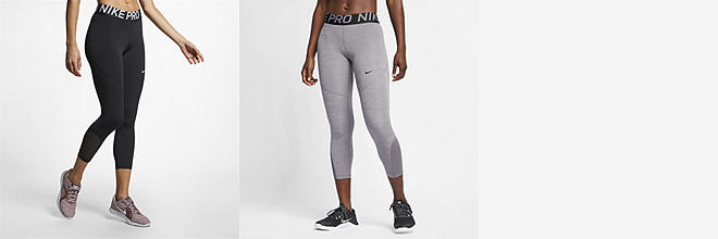 Prev. Next. 2 Colors. Nike Pro. Women s Crops 2cdac0900d