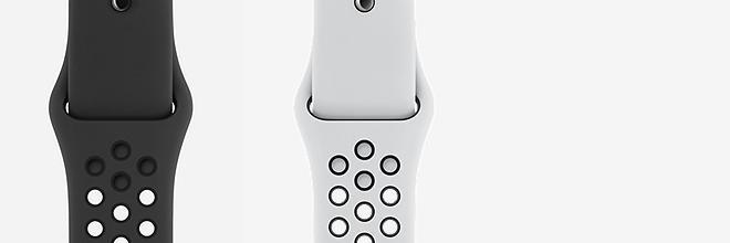 apple watch nike+ bracelet sport 40 mm