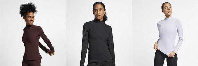 Women s Nike Pro Compression Shirts. Nike.com f6a710b12
