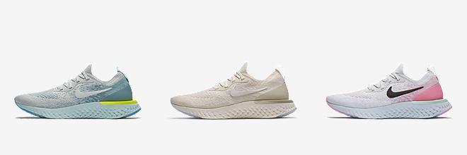 Da Donna Nike Presto FLY Rosa Corsa Sport Palestra Fitness Retr Sneaker UK 6