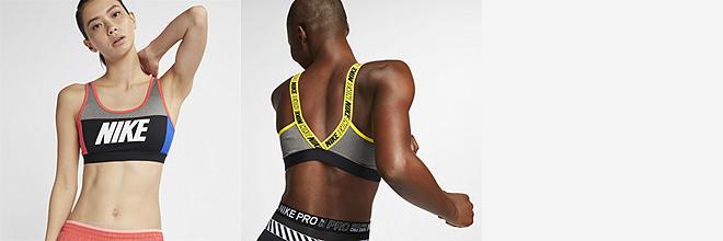 169d7d57ce Nike Classic Swoosh Futura. Women s Medium-Support Sports Bra. S 42. Prev