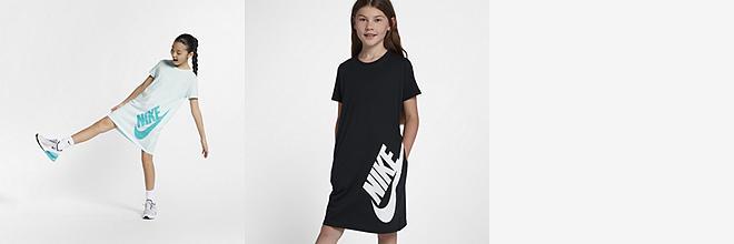 new style eadc0 b736f Nike Sportswear. Women s Long-Sleeve Floral Dress.  70. Prev