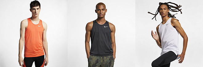 82862f01fb Men's Running Tops & T-Shirts. Nike.com