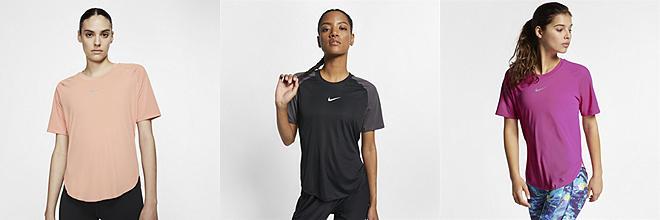 da1557a86d6 Женщины Бег Топы и футболки. Nike.com RU.