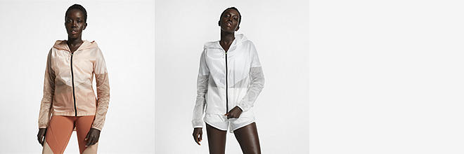 3a2222ad2c6 Prev. Next. 2 Colours. Nike Tech Pack. Women's Hooded Running Jacket