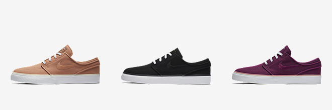 Nike SB Zoom Stefan Janoski By You. Women s Skateboarding Shoe.  105. Prev.  Next e22682e58a6