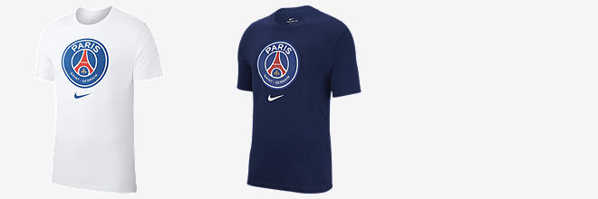 0a30257dd14f Nike Dri-FIT Paris Saint-Germain. Older Kids  Football T-Shirt.  40. Prev