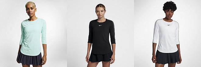 1b6034c5 NikeCourt Dri-FIT. Women's Long-Sleeve Tennis Top. $80. Prev