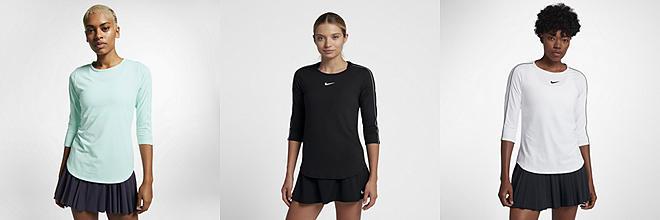 wholesale dealer bc252 36c32 Women s Long Sleeve Shirts. Nike.com