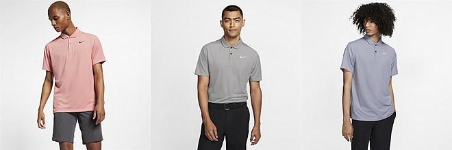 b1987ae8a Men's Golf Shirts. Nike.com