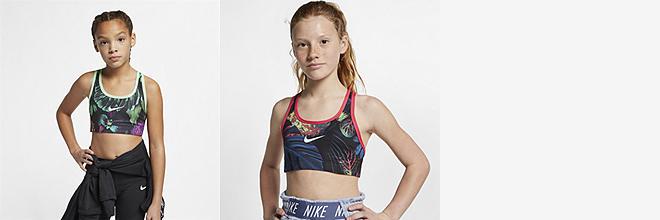 853256fbe4 Girls  Sports Bras. Nike.com