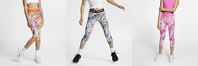 9457796ac7f81 Girls  Tights   Leggings. Nike.com