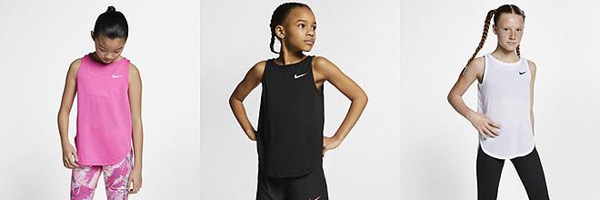1f0c57eb99d85 Nike Trophy. Big Kids  (Girls ) Training Tank.  25. Prev