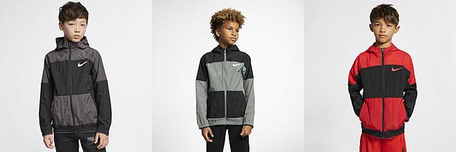 4e1a3038a Prev. Next. 3 Colours. Nike Dri-FIT. Older Kids' Woven Training Jacket