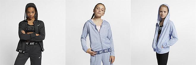 new product 8b531 e32bb Girls  Hoodies. Nike.com