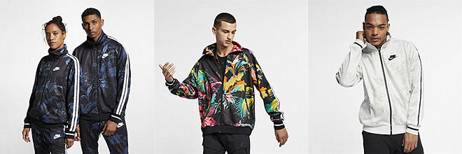 3be5802547df Prev. Next. 3 Colors. Nike Sportswear NSW. Men s Printed Track Jacket
