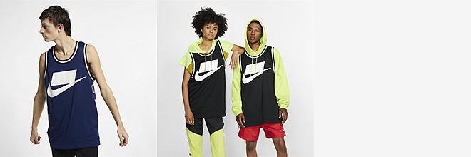 41262809 Prev. Next. 2 Colors. Nike Sportswear. Printed Tank. $65. 1 Color. Nike  Sportswear. Men's T-Shirt