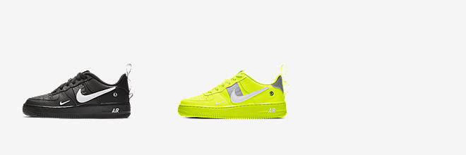 sale retailer e9942 94e6c Girls  Air Force 1 Shoes. Nike.com