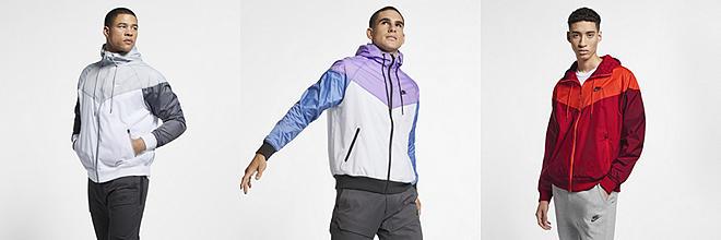 half off 33629 2b769 Nike Sportswear. Men s Hooded Woven Jacket.  125. Prev
