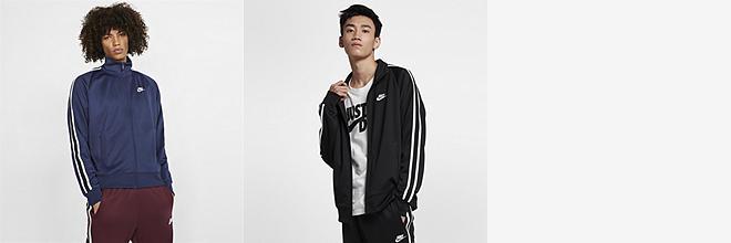 Herre Nike Sportswear Fritid Track Jacket. NO.