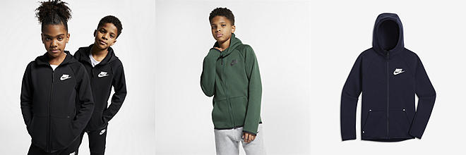 Boys  Tech Fleece Clothing. Nike.com 2bd23acf0