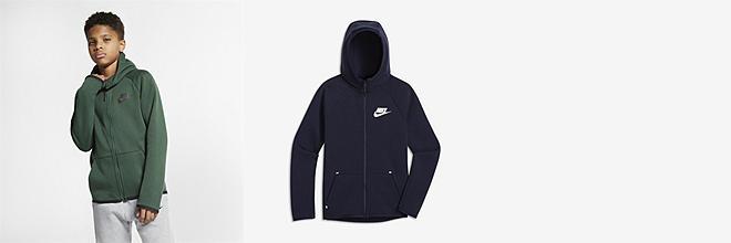 92cb11c20a3a46 Nike Sportswear. Big Kids  (Boys ) Full-Zip Hoodie.  75  59.97. Prev