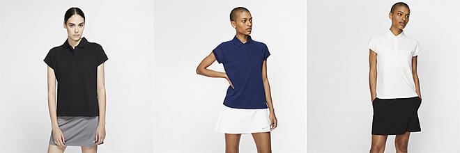 4b889185 Nike Dri-FIT. Women's Sleeveless Golf Polo. $60. Prev
