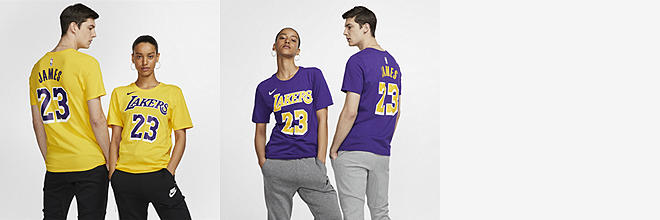 los angeles 54ccc 5b4ee LeBron James Los Angeles Lakers. Nike.com