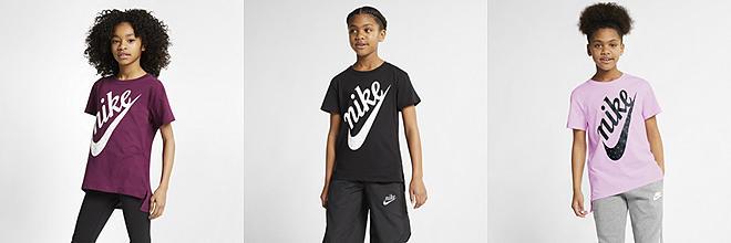 7454d2e4 Girls' Tops & T-Shirts. Nike.com