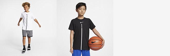 09581b56ae73 Prev. Next. 2 Colors. Nike Dri-FIT. Big Kids  (Boys ) Basketball T-Shirt
