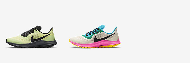 new style 8bb25 42551 Get this product with your free NikePlus Member Account. Prev. Next. 2  Colours. Nike Air Zoom Pegasus 36 Trail. Women s Running Shoe