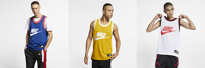 aa684e683b30de Next. 5 Colors. Nike Sportswear. Men s Mesh Tank