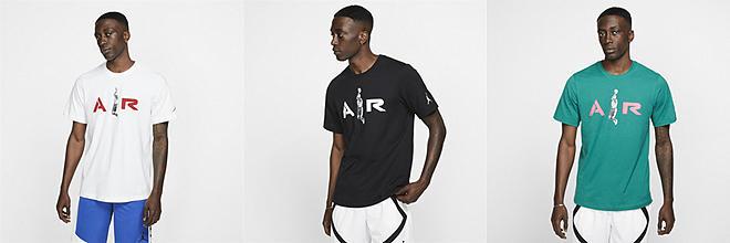 4dca58b31da6 Prev. Next. 3 Colors. Jordan Air Photo. Men s Basketball T-Shirt