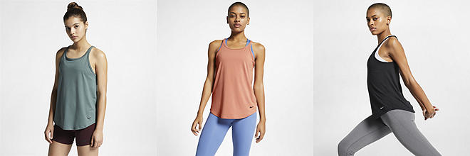 92a17bf830841 Women s Tank Tops   Sleeveless Shirts. Nike.com