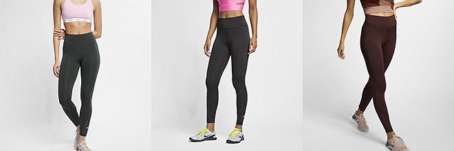 Women s Mid-Rise Pants   Tights. Nike.com b0067da797