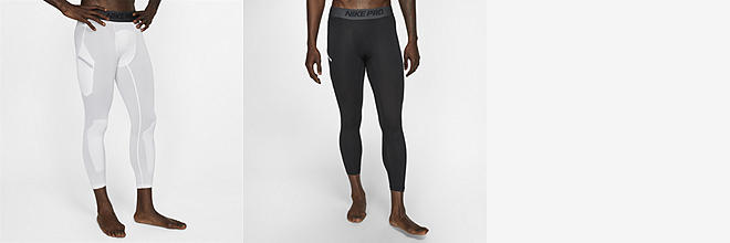 4755e4daca Prev. Next. 2 Colors. Nike Pro. Men's 3/4 Basketball Tights
